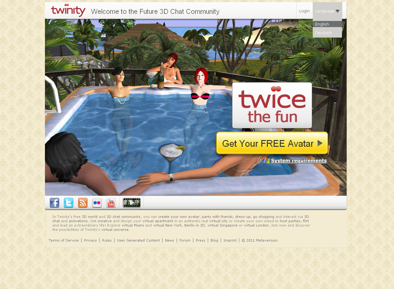 Free online virtual dating worlds