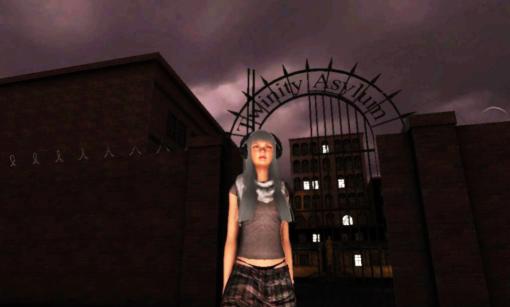 sandra asylum
